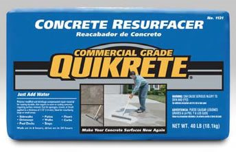 Quikrete, Resrfacer Products Quikrete