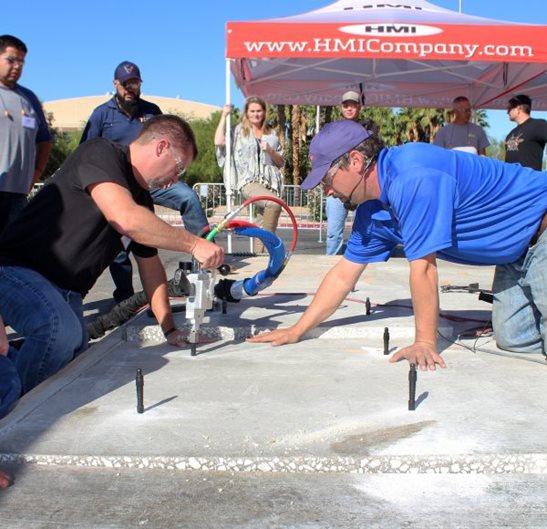 2 Day Concrete Lifting Seminar Site ConcreteNetwork.com