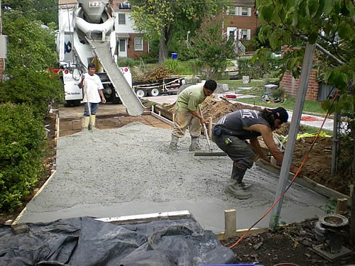 Site Artesano Decorative Concrete Gaithersburg, MD