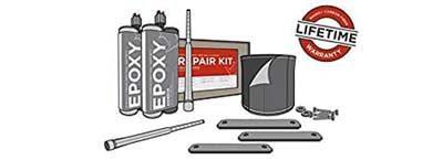 Basement Crack Repair Kit Site ConcreteNetwork.com