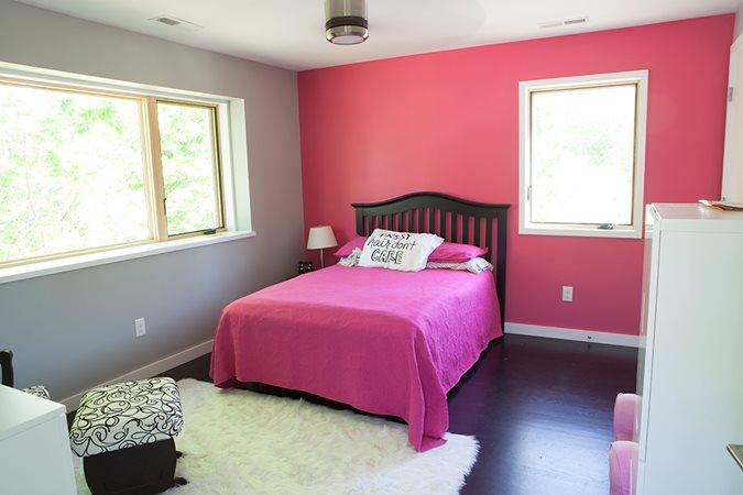 Bedroom Floors, Polished Concrete Site Perfection Plus Inc. Kernersville, NC