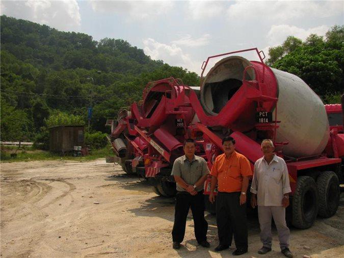 Site Bomanite Group International ,