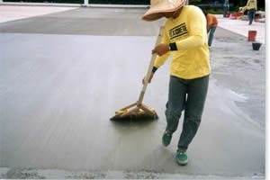 Broom Finish Site ConcreteNetwork.com ,