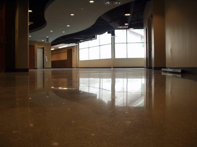 Site Carolina Concrete Floor Polishing LLC Spartanburg, SC