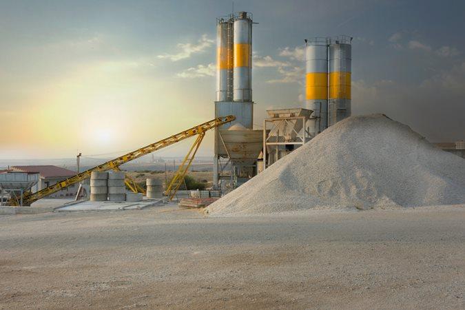 Cement Plant Site Shutterstock