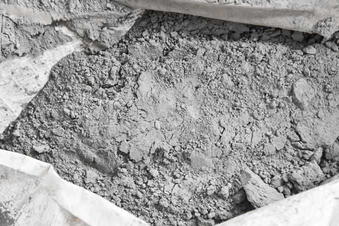 Cement Powder Site Shutterstock