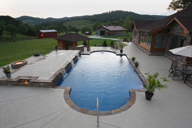 Classic Texture Pool Deck Site Sundek Products USA, Inc. Arlington, TX
