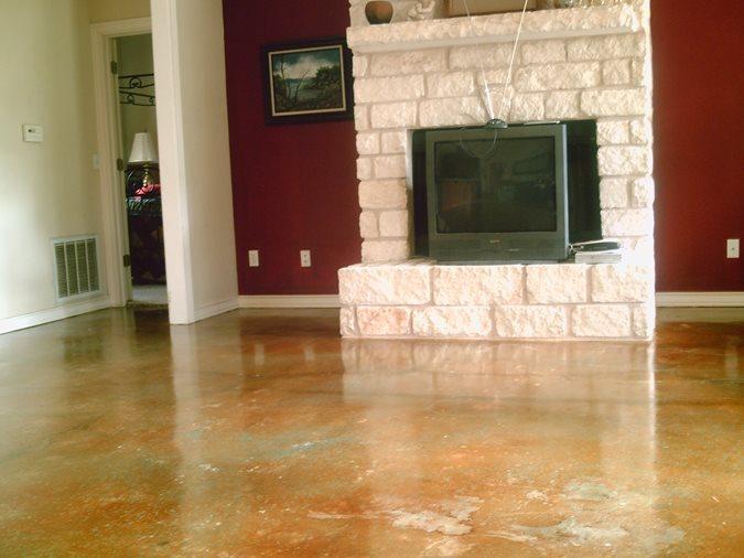 Site Concrete Canvas San Marcos, TX