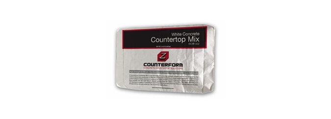 Concrete Countertop Mix, White Site Concrete Countertop Solutions South Abington Township, PA