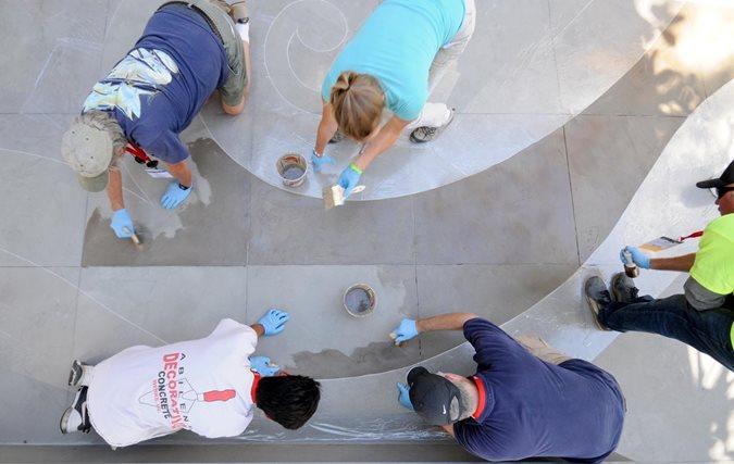 Concrete Decor Workshop Site Concrete Decor Show