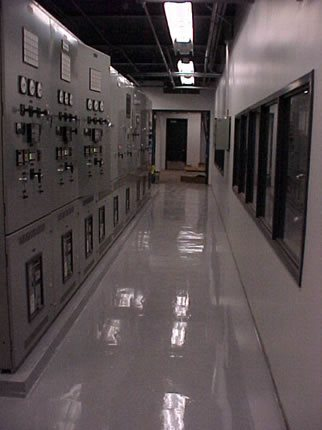 Concrete Floor Coating Site Key Resin Co.