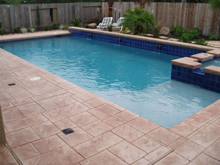 Concrete Pool Deck Site ConcreteNetwork.com ,