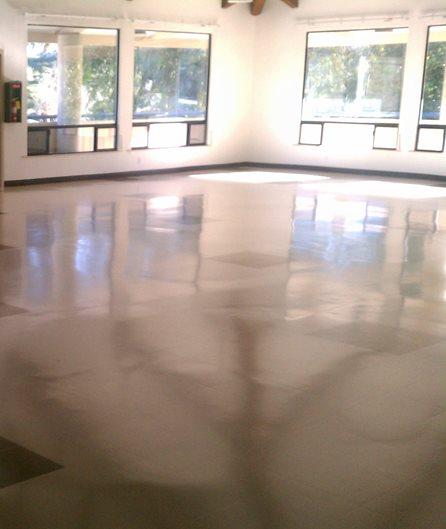 Concrete Subfloor Repair Site Covalt Floor Leveling, Inc. San Juan Capistrano, CA
