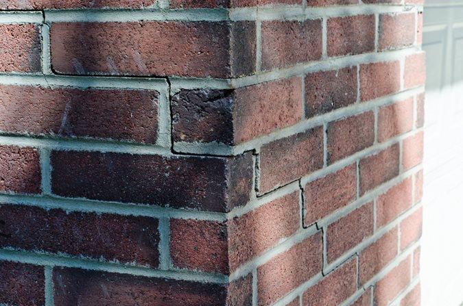 Cracked Mortar, Foundation Failure Site Ram Jack Systems Distribution, LLC