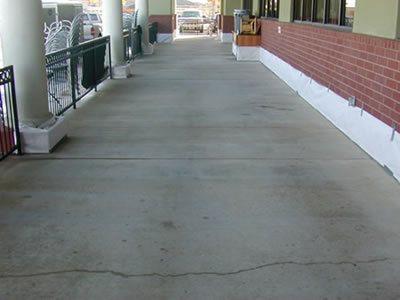 Cracked, Plain Grey Site L & M Industries LLC Port Orange, FL