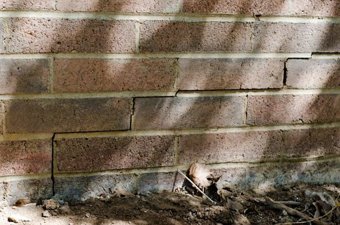 Cracked Wall Site Ram Jack Systems Distribution, LLC ,