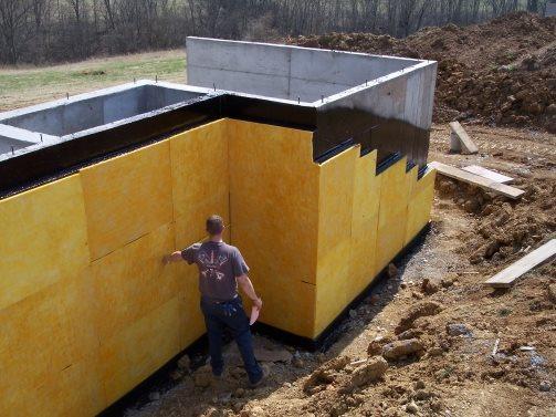 Dampproofing Site Jaco Waterproofing ,
