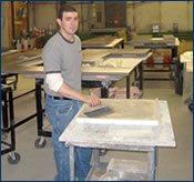 Dave, Construction Site Trueform Concrete Wharton, NJ