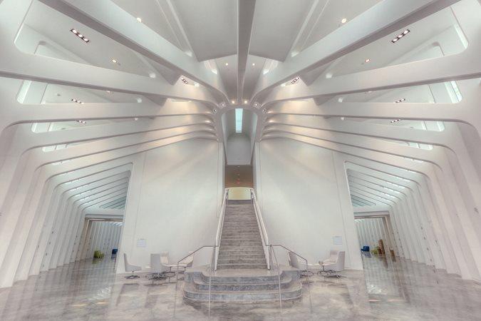 Dcc Wow Award, Usf Polytechnic 555 Building Site Baker Concrete Construction Ft. Lauderdale, FL