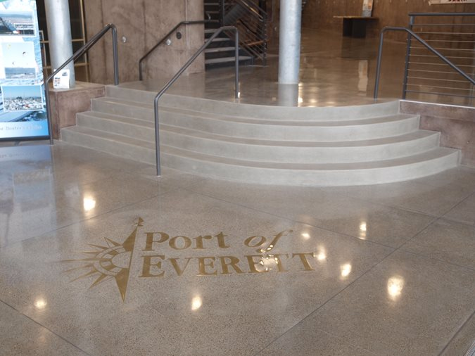 Site Deco-Pour/Harvey Construction Inc Everett, WA
