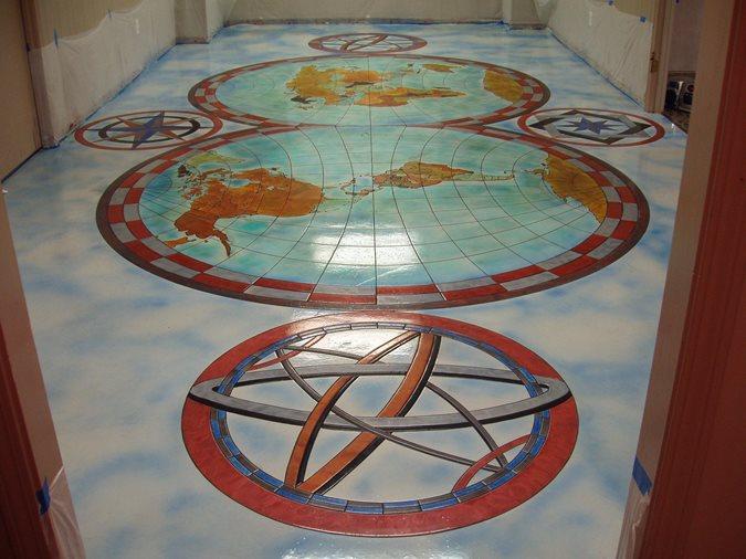 Site Decorative Concrete Institute Temple, GA