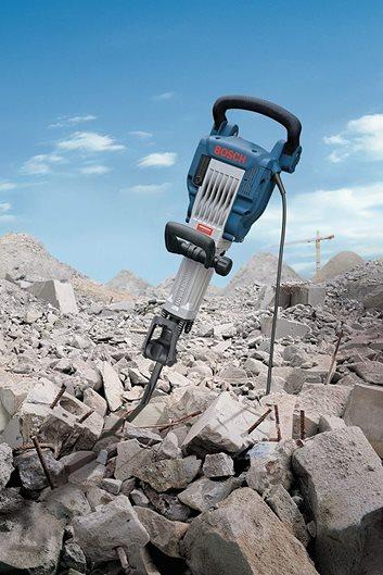 Demolition Hammer, Jackhammer Site Bosch