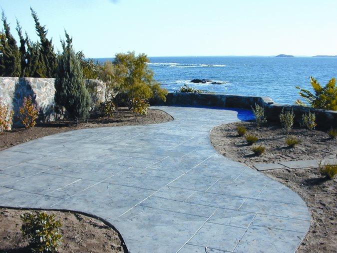 Site Distinctive Concrete of New England Rowley, MA