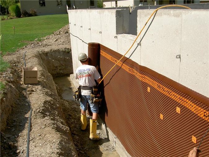 Drainage Sheets Site Cosella Dorken Products ,
