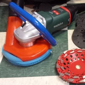 Dust Control Package Deal Site ConcreteNetwork.com