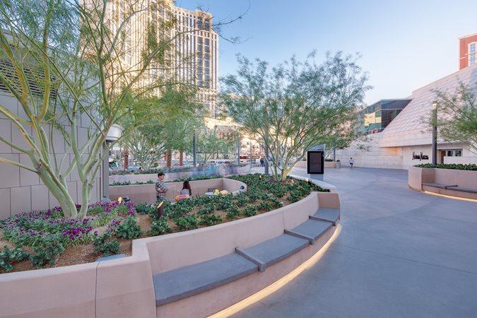 Fashion Show Mall, Las Vegas, Concrete Site T.B. Penick & Sons, Inc. San Diego, CA