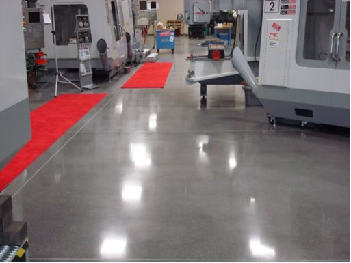 Finished Floor Site Stephens and Smith Construction Lincoln, NE