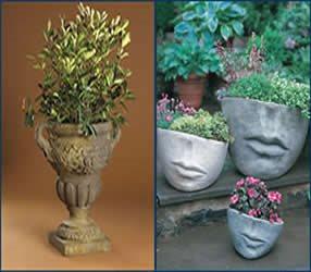 Flower Pot Site ConcreteNetwork.com ,