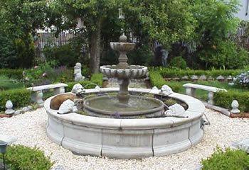 H20 Fountain Site ConcreteNetwork.com