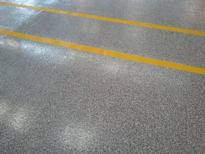 High Performance Concrete Floor Coating Site Mile High Coatings Fort Collins, CO