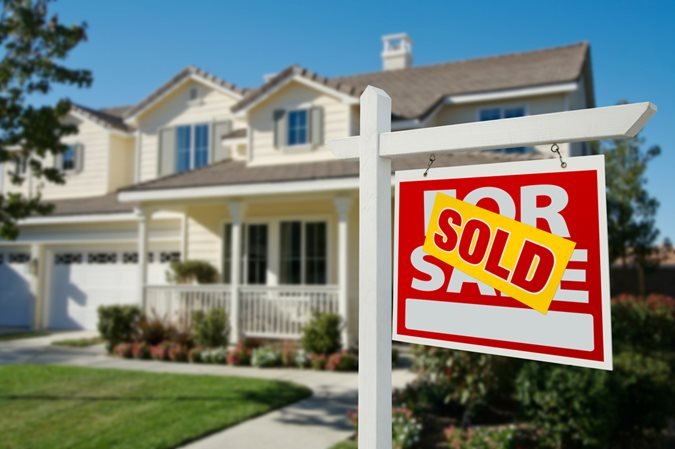 House For Sale, Real Estate Site Shutterstock