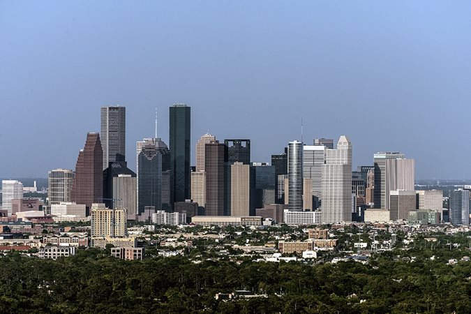 Houston, Skyline, Texas Site ConcreteNetwork.com ,
