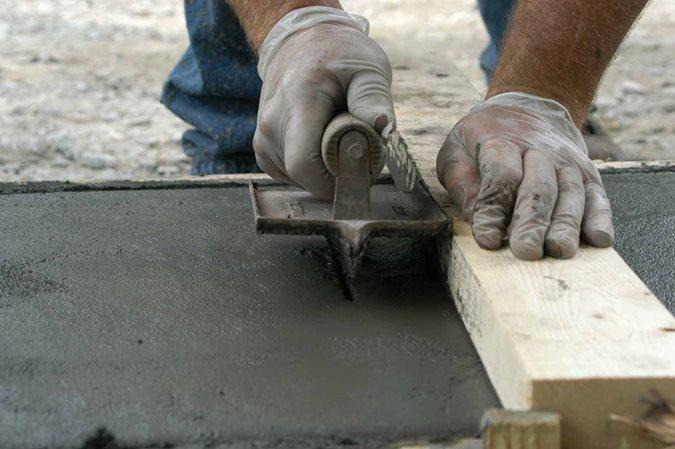 How To Stamp Concrete Site Decorative Concrete Institute Temple, GA