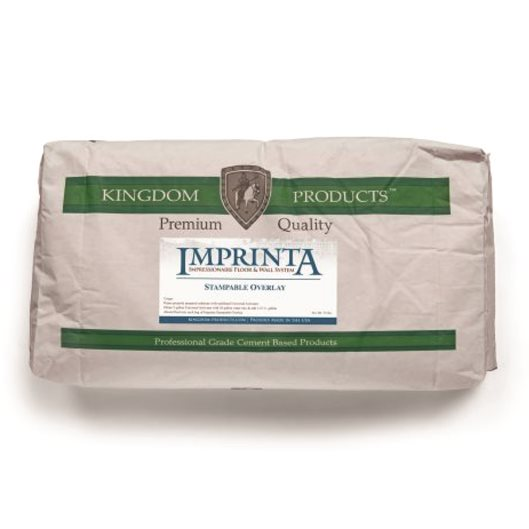 Imprinta Stampable Overlay Site Kingdom Products Throop, PA