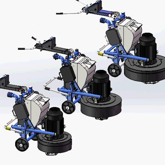 Interchangeable Grinding System Site ConcreteNetwork.com