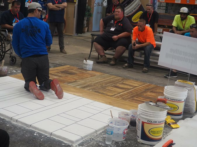 Keefe Duhno, Training, Concrete Revolution Site Concrete Revolution New Iberia, LA
