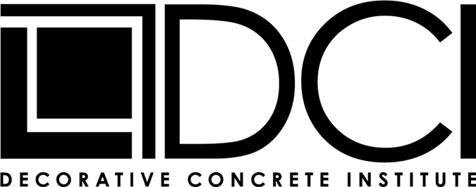 Logo Site Decorative Concrete Institute Temple, GA