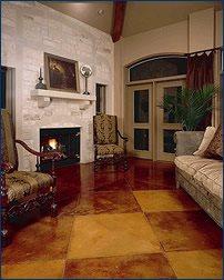 Marble Floor2 Site ConcreteNetwork.com