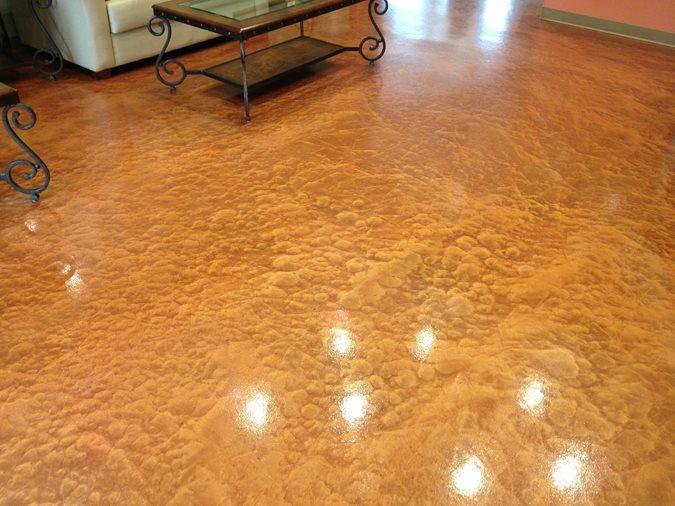 Metallic Copper Flooring Site Arizona Polymer Flooring Glendale, AZ