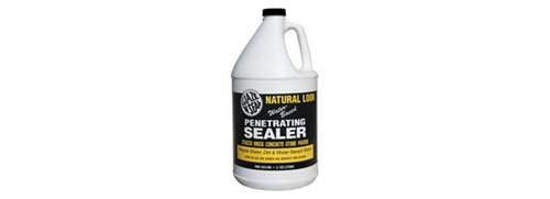 Natural Look Penetrating Sealer Site ConcreteNetwork.com