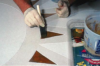 Paint Site ConcreteNetwork.com ,
