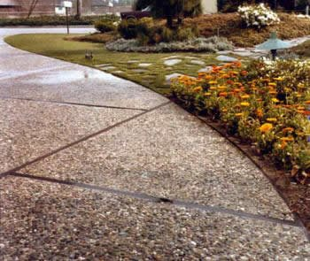 Patio Site ConcreteNetwork.com ,