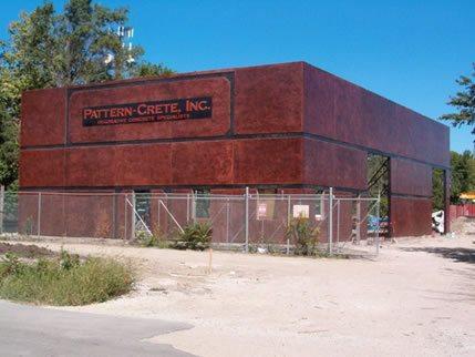 Site Pattern-Crete Villa Park, IL