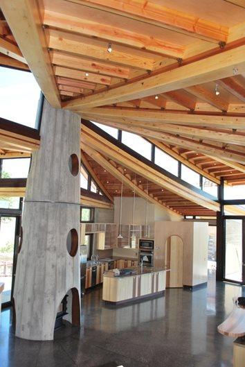 Polished Flooring Site Wolcott Concrete San Luis Obispo, CA