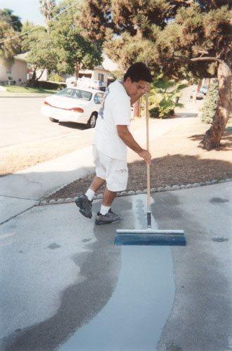 Polymer Concrete Patch Site ConcreteNetwork.com ,