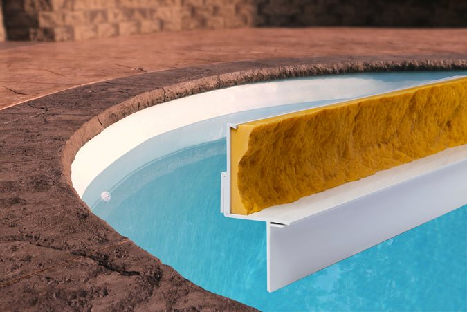 Pool Coping Site Concrete Countertop Solutions South Abington Township, PA